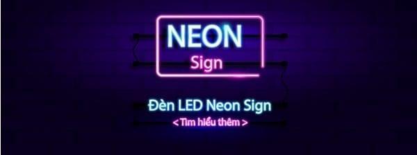 Den led neon sign an phat