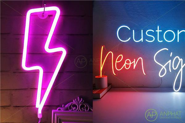 đèn chữ neon sign