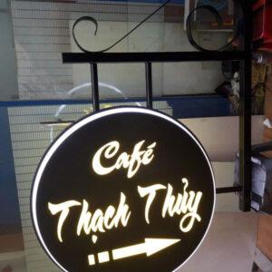 biển vẫy quán cafe
