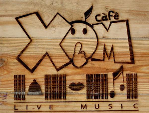 bảng hiệu gỗ thủ dầu một